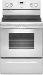 Brand: Whirlpool, Model: WFE510S0AT, Color: White