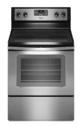 Brand: Whirlpool, Model: WFE510S0AT, Color: Stainless Steel