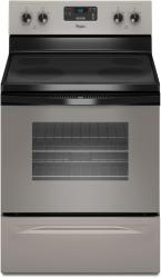 Brand: Whirlpool, Model: WFE510S0AT, Color: Universal Silver