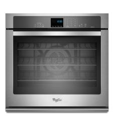 Brand: Whirlpool, Model: WOS92EC0A, Color: Stainless Steel
