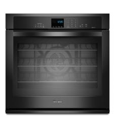 Brand: Whirlpool, Model: WOS92EC0A, Color: Black