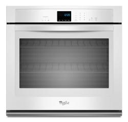 Brand: Whirlpool, Model: WOS51EC7AT, Color: White