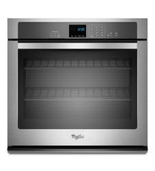 Brand: Whirlpool, Model: WOS51EC7AT, Color: Stainless Steel