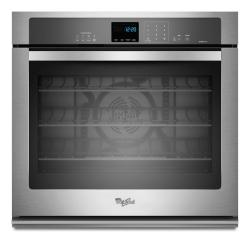 Brand: Whirlpool, Model: WOS92EC7AW, Color: Stainless Steel