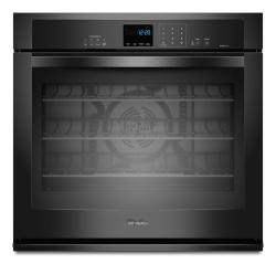 Brand: Whirlpool, Model: WOS92EC7AB, Color: Black