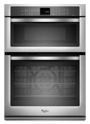 Brand: Whirlpool, Model: WOC95EC0AW, Color: Stainless Steel