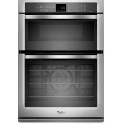 Brand: Whirlpool, Model: WOC95EC0AH, Color: Stainless Steel