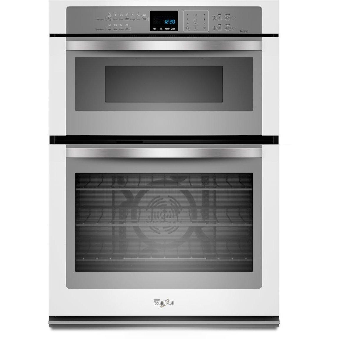 Woc95ec0as Whirlpool Woc95ec0as Double Wall Ovens