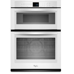 Brand: Whirlpool, Model: WOC95EC0AH, Color: White