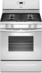 Brand: Whirlpool, Model: WFG520S0A, Color: White