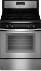 Brand: Whirlpool, Model: WFG520S0A, Color: Stainless Steel