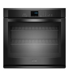 Brand: Whirlpool, Model: WOS51EC0A, Color: Black