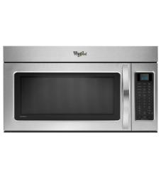 Brand: Whirlpool, Model: WMH53520AB, Color: Stainless Steel