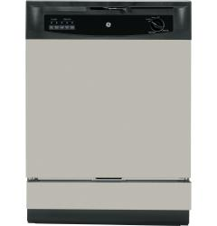 Brand: GE, Model: GSD3360DSS, Color: Silver