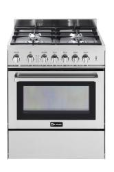 Brand: Verona, Model: VEFSGG304SS, Color: Stainless Steel