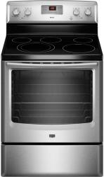 Brand: MAYTAG, Model: MER8674AB, Color: Stainless Steel