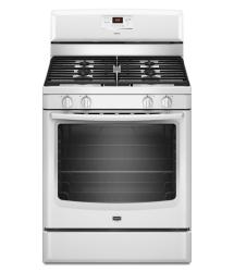 Brand: MAYTAG, Model: MGR8670AS, Color: White