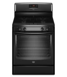 Brand: MAYTAG, Model: MGR8670AS, Color: Black