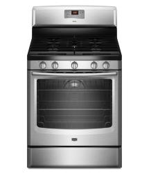 Brand: Maytag, Model: MGR8775AB, Color: Stainless Steel