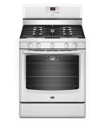 Brand: Maytag, Model: MGR8775AB, Color: White