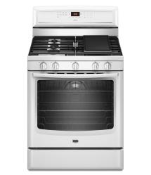 Brand: Maytag, Model: MGR8880AW, Color: White