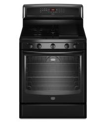 Brand: Maytag, Model: MGR8880AW, Color: Black
