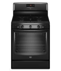 Brand: Maytag, Model: MGR8674AW, Color: Black