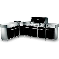 Brand: WEBER, Model: 29101X, Fuel Type: Black, LP, Left Hand Return