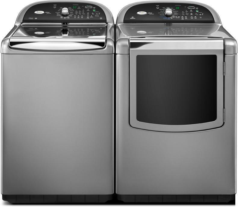 Whirlpool Wtw8800yc 28 Quot Top Load Washer With 4 6 Cu Ft