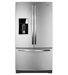 Brand: Whirlpool, Model: WRF989SDAE, Color: Stainless Steel