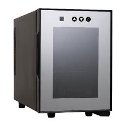 Brand: Haier, Model: HVTM06ABS, Style: 6 Bottle Thermoelectric Wine Cooler