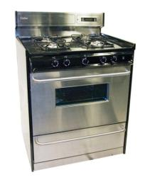 Brand: Haier, Model: HGRA202QABS, Style: 20 Inch Free-Standing Gas Range