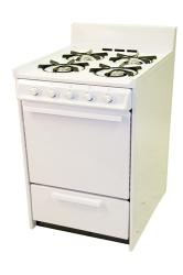 Brand: Haier, Model: HGRA242EABB, Color: White