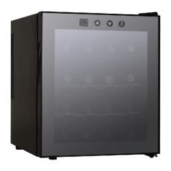 Brand: Haier, Model: HVTM16ABB, Style: 16 Bottle Thermoelectric Wine Cooler
