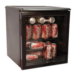 Brand: Haier, Model: HBCN02EBB, Style: 42 Can Beverage Center