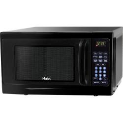 Brand: Haier, Model: MWG0720TW, Color: Black