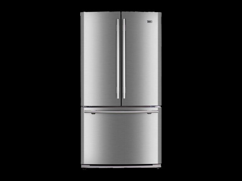 hb21fc45ns haier hb21fc45ns french door refrigerators. Black Bedroom Furniture Sets. Home Design Ideas