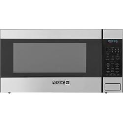 Brand: Viking, Model: RDMOS201SS, Style: 2.0 cu. ft. Countertop Microwave Oven