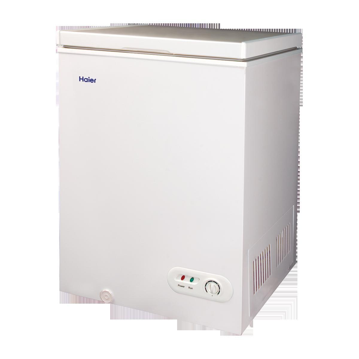 Hncm035e Haier Hncm035e Chest Freezers White