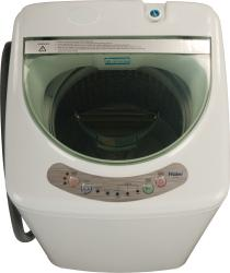 Brand: Haier, Model: HLP21N, Style: 1.0 Cu. Ft. Pulsator Washer