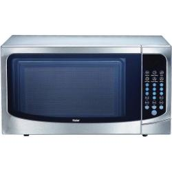 Brand: Haier, Model: MWG14120TSS, Style: 1.4 Cu. Ft. 1000 Watt Touch Microwave