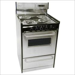 Brand: Haier, Model: HER203QABS, Color: Stainless Steel