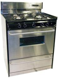 Brand: Haier, Model: HER303QABS, Color: Stainless Steel