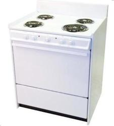 Brand: Haier, Model: HER303AAWW, Color: White