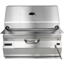 Brand: Fire Magic, Model: 14S01CA, Style: Smoker Oven and Hood