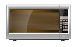 Brand: Haier, Model: MWM15110TW, Style: 1.5 Cu. Ft./1100 Watts Power Push Button Door Microwave
