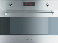 Brand: SMEG, Model: SU45MCX, Color: Stainless Steel