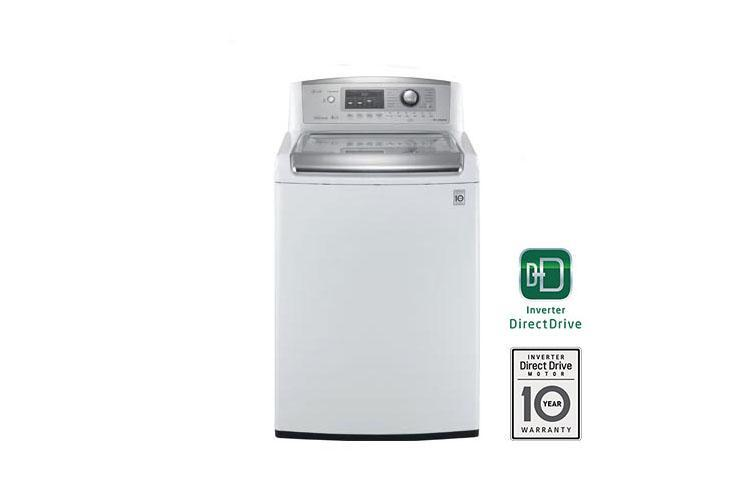 Lg Wt5170hv 27 Quot Top Load Washer With 4 7 Cu Ft Capacity