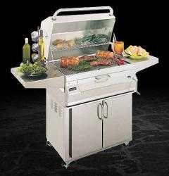 Brand: Fire Magic, Model: 24S101C61, Style: Smoker Oven and Hood