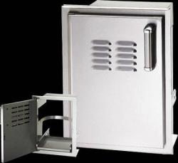 Brand: Fire Magic, Model: 43820TSL, Style: Left Hinge Door Swing